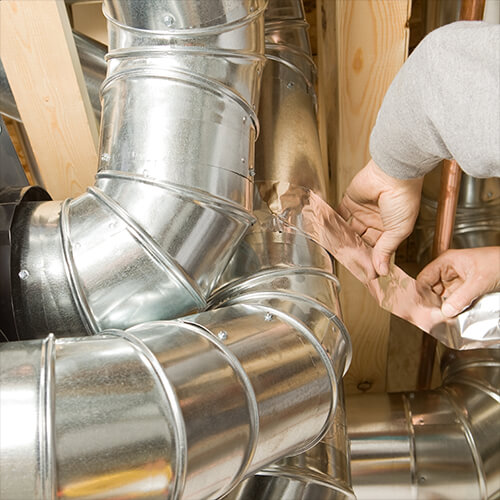 Duct Sealing Services from Beck Cohen
