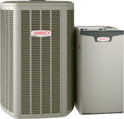 Lennox Air Conditioner and Furnace